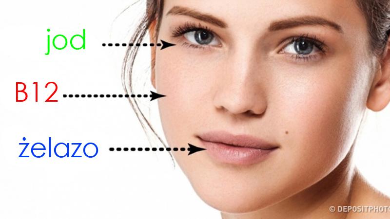 Brak witamin jest dosłownie wypisany na twarzy. Wystarczy dobrze przyjrzeć się skórze!