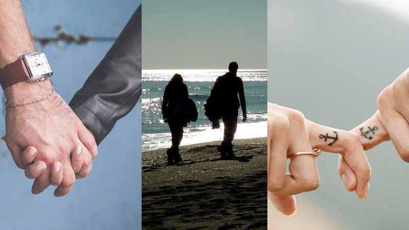 Sposób, w jaki trzymacie się za ręce mówi wiele o waszym związku. Sprawdź, co powie o twoim
