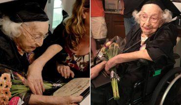 Theresia Brandl w wieku 105 lat ukończyła liceum! Jej historia uczy, że wiek to tylko liczba, a prawdziwe ograniczenia są w naszych głowach!