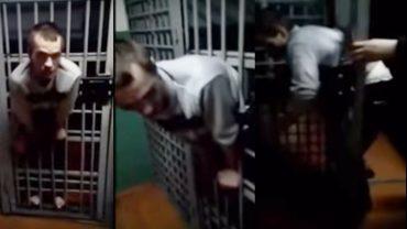 Okrzyknięto go najgłupszym więźniem na świecie i potwierdza to sposób, w jaki chciał uciec z celi
