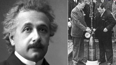 80 lat temu Albert Einstein napisał wiadomość do ludzi z przyszłości. Co potomności miał do przekazania największy naukowiec naszych czasów?