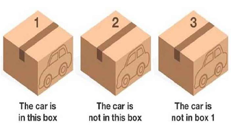 Tylko osoby o nieszablonowym myśleniu są w stanie rozwiązać tę zagadkę. Sprawdź, czy tobie uda się ta sztuka