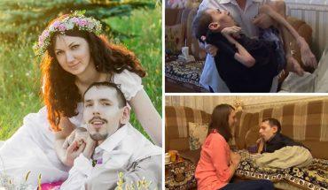 Myślał, że przez wózek inwalidzki całe życie będzie sam, ale los postawił na jego drodze piękną Annę…