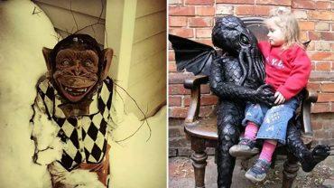 Rosyjskie place zabaw są pełne zabawek rodem z horroru. Gdy je zobaczyłam, przeszedł mnie nieprzyjemny dreszcz!