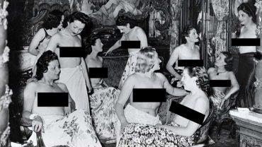 To największe tabu II Wojny Światowej. W nazistowskich obozach kwitł nierząd, a kobiety lekkich obyczajów obsługiwały nie nazistów, a więźniów