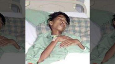 15-letniego Mohda nie przestawał boleć żołądek. Kiedy chłopak w końcu poszedł do lekarza z jego brzucha wyciągnięto nadzwyczajny powód dolegliwości
