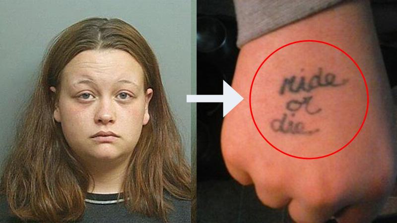 34-latka nie miała na kim poćwiczyć tatuowania, na warsztat wzięła więc swoich synków...