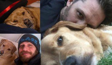 Tom Hardy opublikował post po śmierci jego ukochanego psa Woodyego. To, co napisał łamie serce