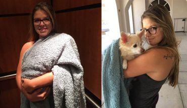 Kobieta owinęła pieska w koce i udawała w szpitalu, że to jej dziecko. Zrobiła to w jednym celu