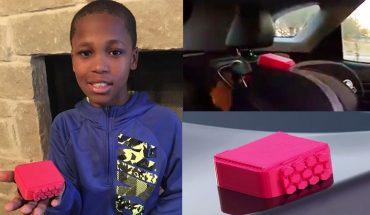 Ma tylko 10 lat, a wymyślił czujnik, który może uratować życie tysięcy dzieci przed śmiercią w autach rodziców