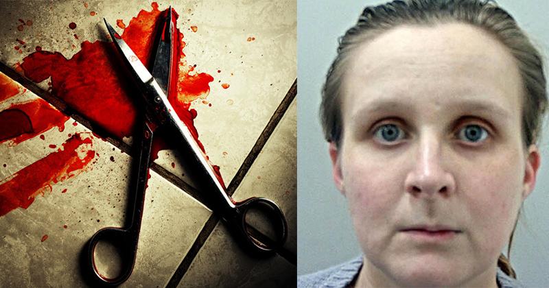 Obawiała się, że straci pracę, jeśli urodzi dziecko, wzięła więc nożyczki i zadźgała nimi maluszka. Czy po tym, co zrobiła, zasługuje jeszcze na miano człowieka?