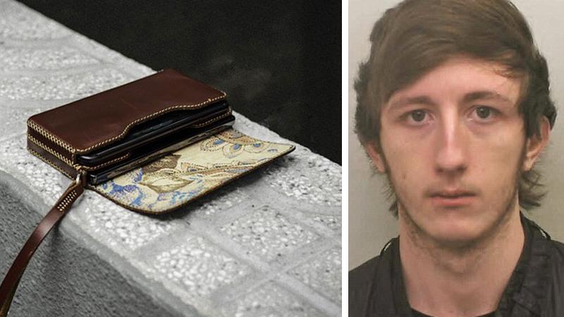 Złodziej ukradł mężczyźnie portfel. Gdy zorientował się, co jest w środku, natychmiast zgłosił się na policję!