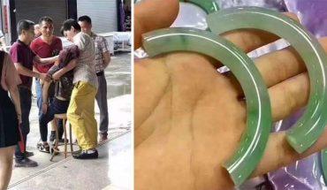 Turystka mierząc bransoletkę niechcący ją upuściła i złamała. Gdy usłyszała, jaką cenę musi zapłacić za zniszczony przedmiot… padła bez tchu!