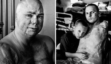 Brutalnie szczere zdjęcia kilkunastu weteranów wojennych z ostatnich 10 lat udowadniają, że nie ma na świecie większego zła niż wojna