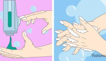 Tylko 5% ludzi poprawnie myje ręce! Zobacz czy robisz to dobrze i co ewentualnie powinieneś zmienić