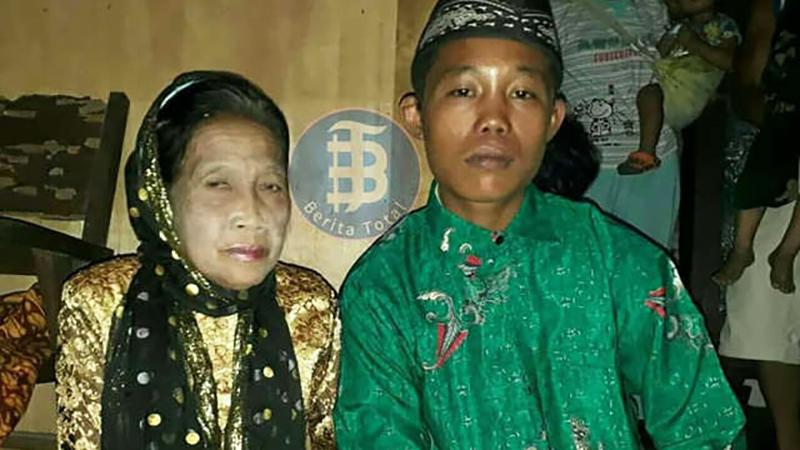 Mieszkańcy wioski nie chcieli zgodzić się na ślub 16-latka i 71-letniej staruszki. Nie uwierzysz, co zrobili zakochani, aby ich przekonać!