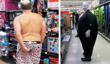 Zabroniono pewnemu mężczyźnie wchodzenia do sklepu Walmart. Powody, jakie podali, zwalają z nóg!