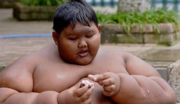 Ma zaledwie 11 lat i dwa bardzo niechlubne tytuły: najgrubszego dziecka na świecie i najmłodszej osoby, której operacyjnie zmniejszono żołądek