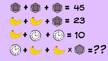 Ta zagadka powie prawdę o Twoich matematycznych zdolnościach. Tylko 1% osób potrafi ją rozwiązać w ciągu 15 minut!