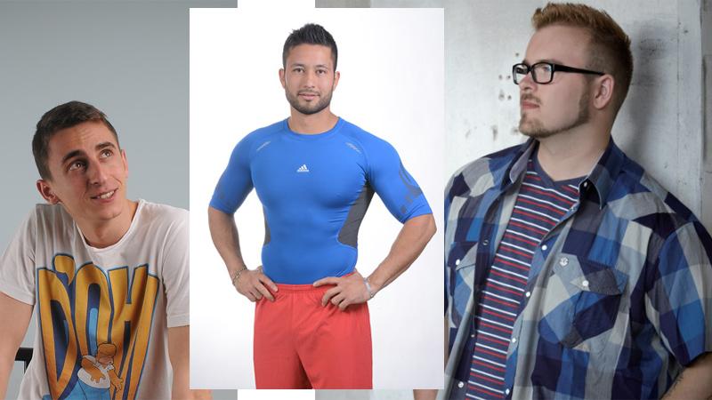 Kobiety z 15 różnych krajów określiły, jak według nich powinno wyglądać idealne męskie ciało. Sprawdź u jakiej nacji masz największe szanse