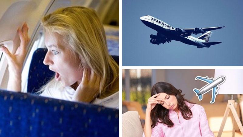 Czeka Cię podróż samolotem, ale panicznie boisz się latać? Zastosuj się do tych 12 rad i pokonaj swój lęk przed podniebnymi podróżami