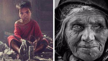 By zwrócić uwagę na problem bezdomności zorganizowano konkurs fotograficzny. Nadesłane z całego świata zdjęcia okazały się wstrząsające