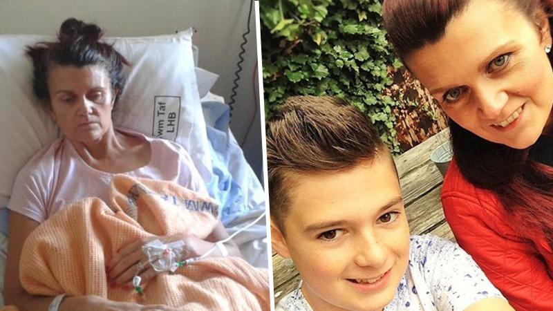 Kobiecie zostało osiem tygodni życia, bo lekarze pomylili raka z depresją! Rodzina przeżywa horror...