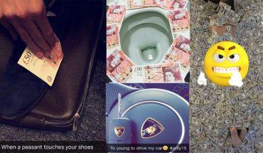 Kąpią się w szampanie, gotówką wycierają buty, a Rolexy spuszczają w toalecie – bogate nastolatki nie mają za grosz szacunku dla pracy! Ludzi, którzy muszą zarabiać na chleb nazywają wieśniakami