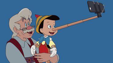 Jak wyglądałyby bajki Disneya, gdyby mówiły prawdę o naszych czasach i otaczającym świecie? Tom Ward perfekcyjnie to zobrazował
