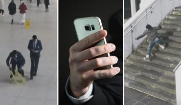 To krótkie i z pozoru zabawne nagranie przekona Was do tego, by rozsądniej korzystać z telefonu, gdyż uzależnienie od elektroniki jest zgubne