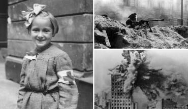 W bohaterskim zrywie chcieli wyzwolić swoją stolicę, a Hitler w odwecie zrównał miasto z ziemią. Zdjęcia walczącej i zniszczonej Warszawy poruszą każdego