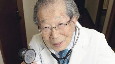"""""""Pracuj długo, a pożyjesz jeszcze dłużej"""" – to jedna z rad japońskiego doktora, który żył 105 lat. Poznaj wszystkie jego wskazówki i zacznij je stosować"""