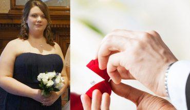 Gdy dowiedziała się, dlaczego chłopak dał jej za mały pierścionek zaręczynowy, natychmiast z nim zerwała