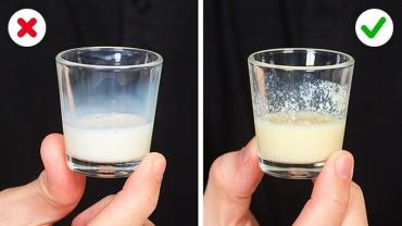 Łatwe sposoby na sprawdzenie jakości sklepowego jedzenia, m.in. masła, mleka czy ryżu. W kilka sekund przekonaj się, co tak naprawdę kupujesz