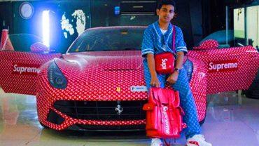 Najbogatsze dziecko z Dubaju, wręcz opływa bogactwem! Zobacz, jak wygląda jego luksusowe życie