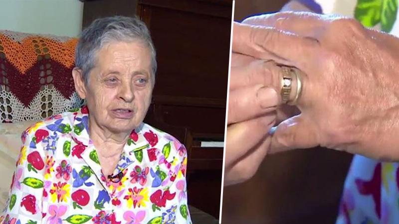 Kobieta zgubiła pierścionek zaręczynowy, po 13 latach znalazła go w niespotykanych okolicznościach!