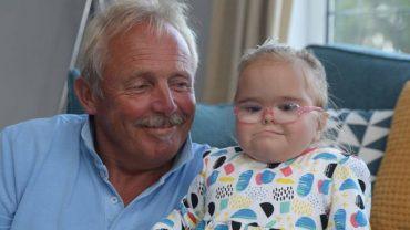 Lekarze nie dawali jej szans na przeżycie porodu. Życie zawdzięcza nie tylko upartym rodzicom, ale też bohaterskiemu dziadkowi