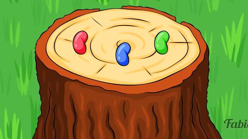 Który cukierek nie jest zatruty? Tę śmiercionośną zagadkę poprawnie rozwiązuje tylko 11% osób!