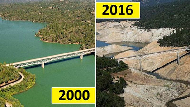 Kilkanaście zdjęć, które dobitnie pokazują, jak działalność człowieka zmienia i niszczy przyrodę. Planeta Ziemia umiera na naszych oczach!