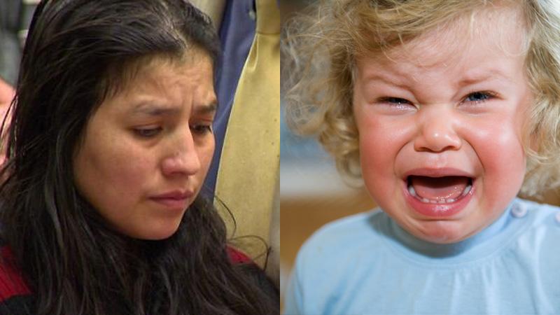 """Na swoją obronę miała tylko słowa """"Nie kontrolowałam siebie"""", niania znęcająca się nad dziećmi usłyszała wyrok. Sprawiedliwy?"""