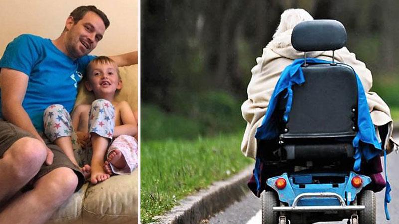 Niepełnosprawna kobieta potrąciła chłopca swoim skuterem inwalidzkim. Gdy jego rodzicom udało się ją zatrzymać, nawet nie przeprosiła