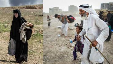 Żadna gazeta nie chciała kupić jego zdjęć z wojny w Iraku. Opublikował je za darmo, a ich wymowność poruszyła tysiące ludzi