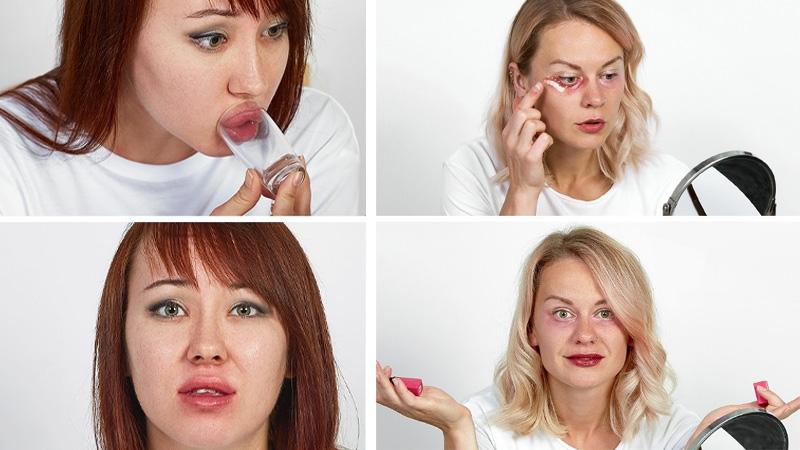 O tych lifehackach dla kobiet lepiej zapomnieć, nie tylko nie działają, ale sprawiają, że będziesz wyglądać śmiesznie