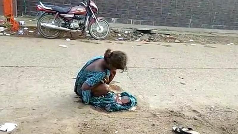 17-latkę nie przyjęto do szpitala i musiała rodzić na ulicy! Pomocy odmówiono jej z bardzo głupiego powodu