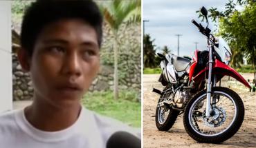 Brakowało mu pieniędzy na zakup motocykla, więc postanowił sprzedać… własne dziecko! Życie synka wycenił na 100 dolarów