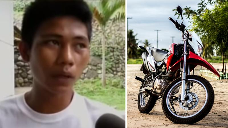 Brakowało mu pieniędzy na zakup motocykla, więc postanowił sprzedać... własne dziecko! Życie synka wycenił na 100 dolarów