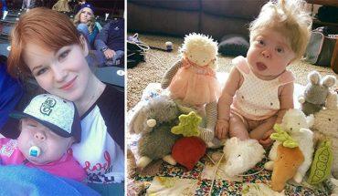 Kiedy była w ciąży dowiedziała się, że ma raka. Nie pozwoliła na aborcję, i mimo że jej córeczka jest bardzo chora, nie żałuje swojej decyzji