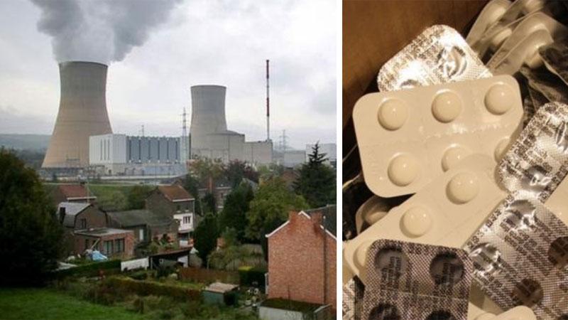 """""""Ta elektrownia atomowa jest na skraju wytrzymałości"""" - grzmią Niemcy i rozdają tabletki z jodem. Przezorność, panika czy maskowanie skutków katastrofy?"""
