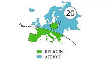 Nietypowy podział Europy. Jak wypadła Polska? Nie do wiary, jak postrzegają nas za granicą!