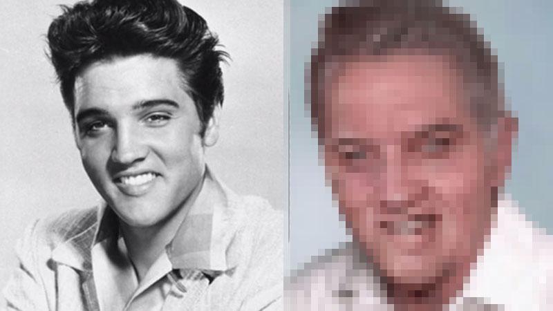 """Choć jego najwierniejsi fani wierzą, że nie umarł, Elvisa Presleya nie ma z nami już 40 lat. Jak wyglądałby """"król"""", gdyby żył? Naukowcy znają odpowiedź..."""
